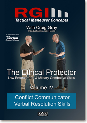 RGI Verbal Conflict Resolution